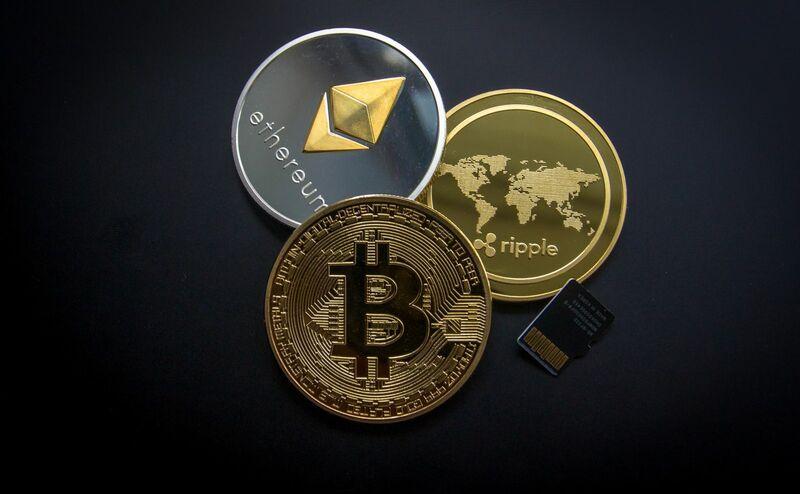 Crypto - Bitcoin Ethereum Ripple Crypto