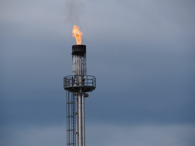 Energy - Natural Gas Burnoff Waste Excess