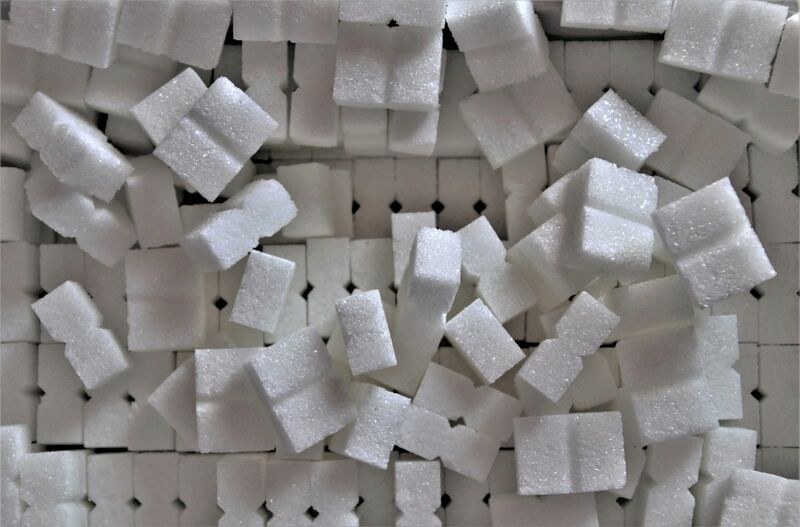 Softs - Many Sugar Cubes in Pile