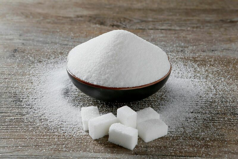 Softs - Sugar in Bowl with Cubes Below