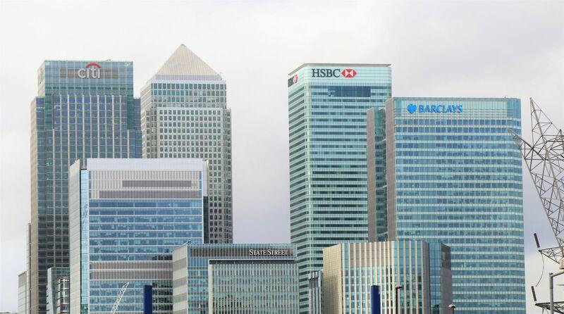 Stocks-Money-Rates - Banks in the Skyline
