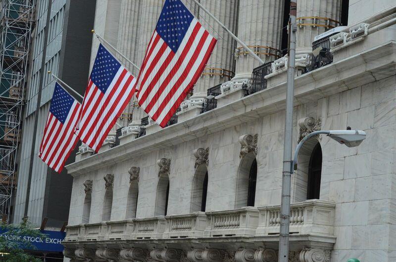 Stocks-Money-Rates - New York Stock Exchange NYSE