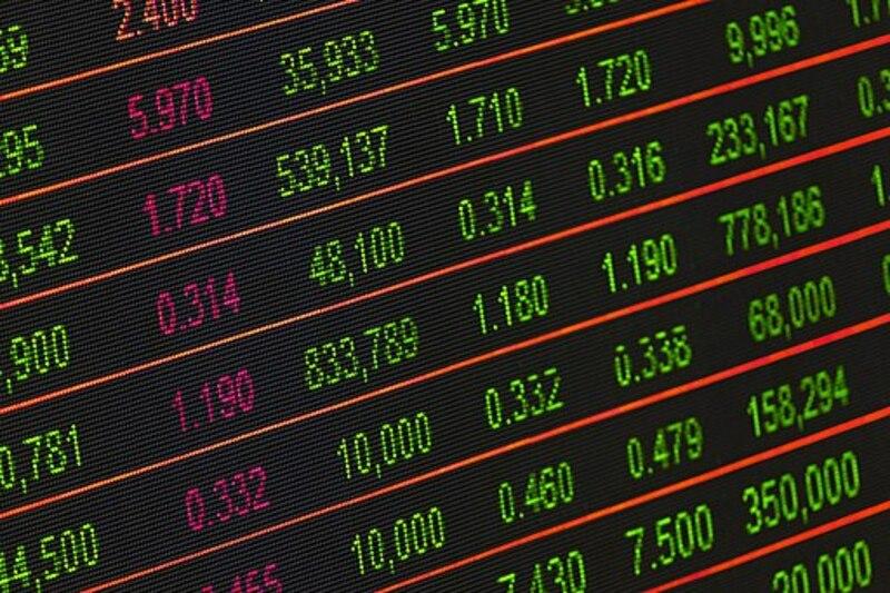 Stocks-Money-Rates - Stock Market Ticker