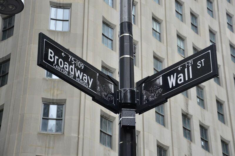 Stocks-Money-Rates - Wall Street and Broad Stocks